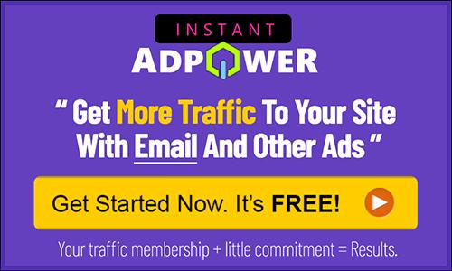 Join InstantAdPower.com